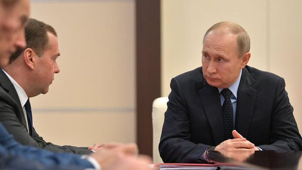 Кто вошел в новое правительство России. Инфографика