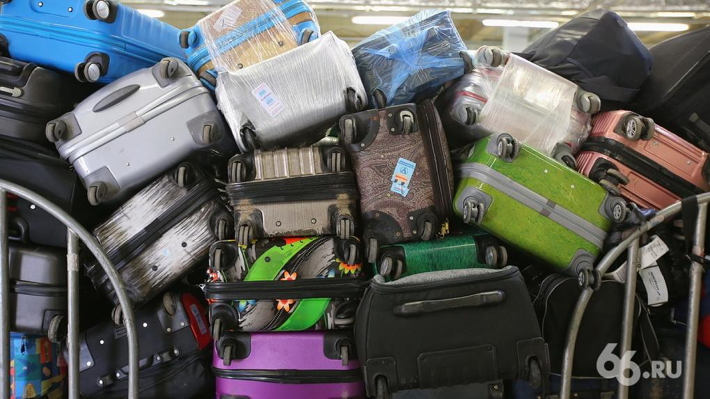 «Аэрофлот» попросил Минтранс уменьшить размеры багажа на 20% для всех авиакомпаний
