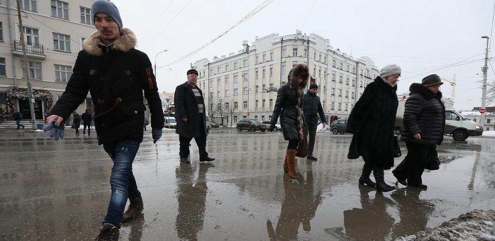 Почему в Екатеринбурге грязно? Простой ответ в трех понятных графиках