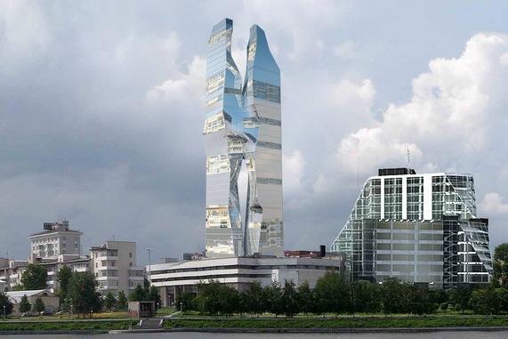 Градсовет одобрил строительство еще одной высотки в Екатеринбурге
