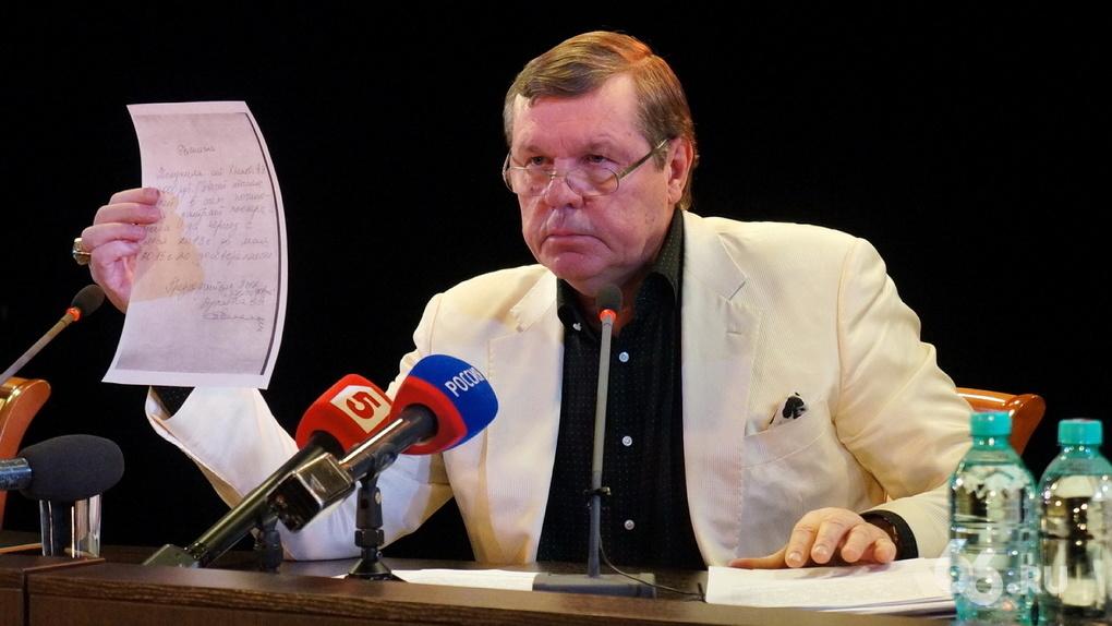 Шансонье Новиков отсудил миллион у следователей, которые обвиняли его в мошенничестве