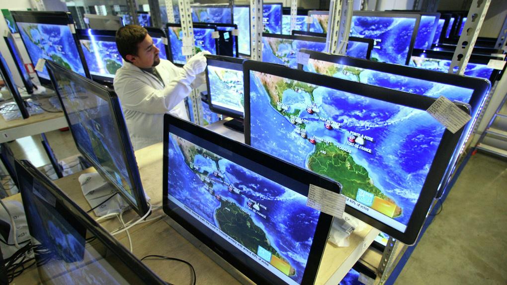 В России ограничили госзакупки импортной электроники