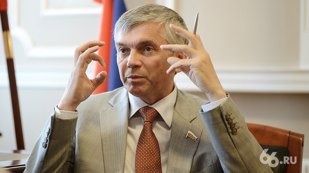 Свердловский депутат Госдумы назвал Рамзана Кадырова международным политиком, а себя — сельским учителем