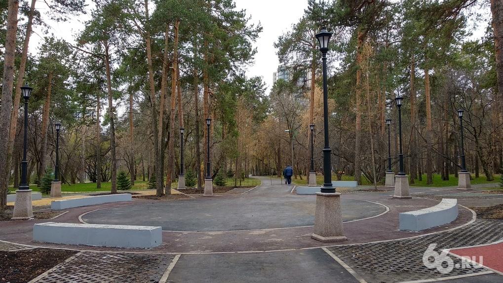 «Получился плохой парк Маяковского»: итоги реконструкции Зеленой рощи глазами дизайнера