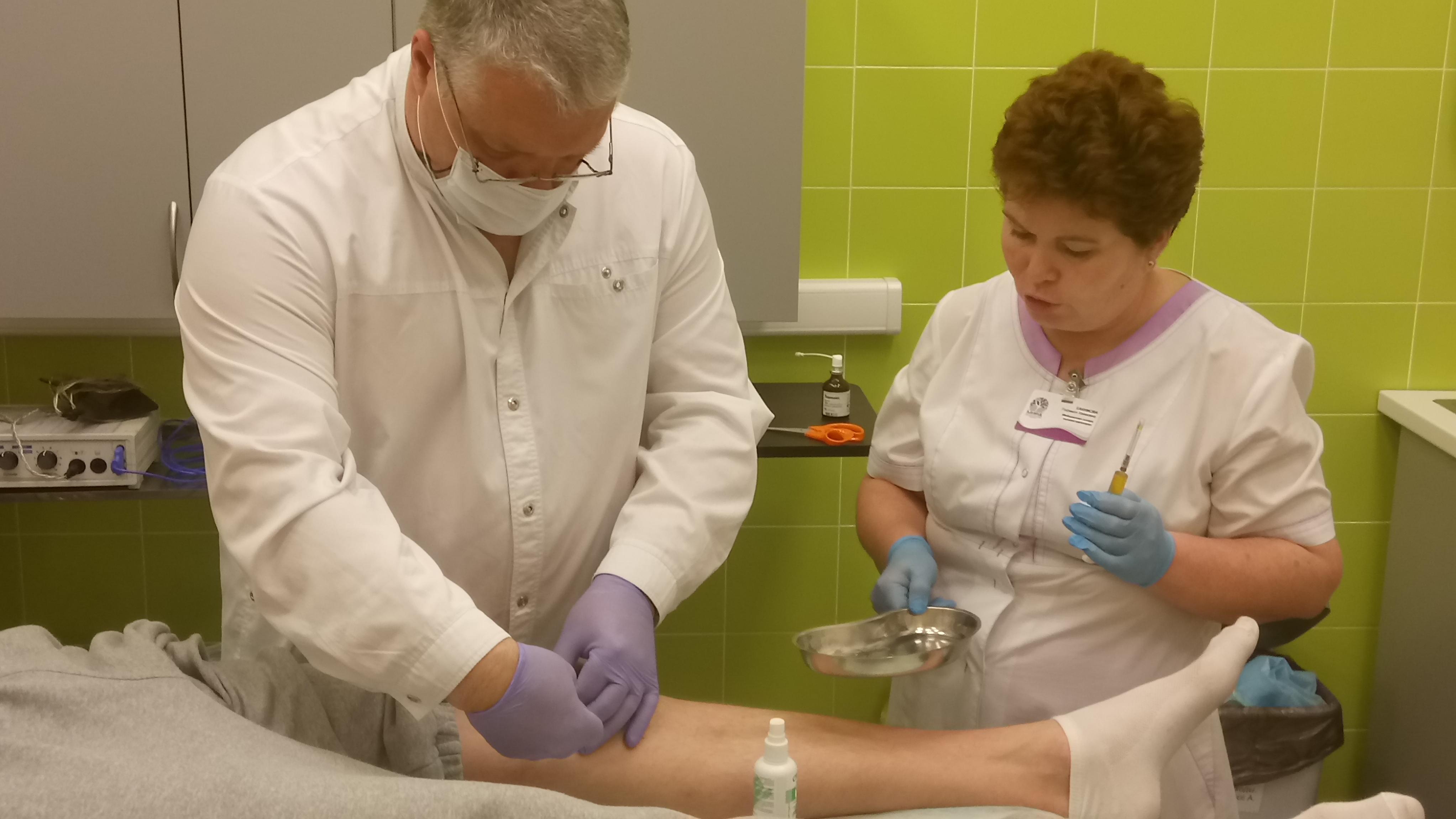 Новые технологии лечения суставов теперь в Екатеринбурге