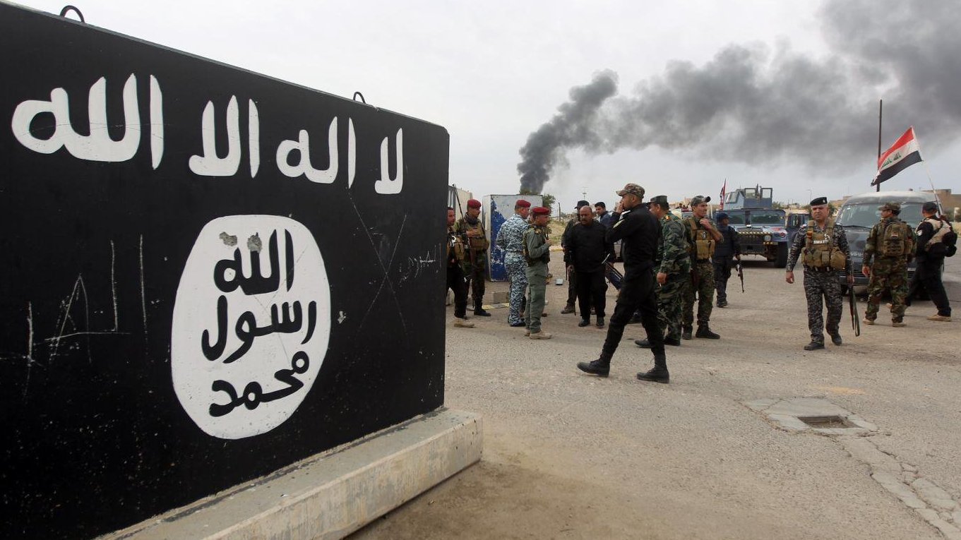 Исламские террористы убили иракских полицейских иополченцев впровинции Киркук