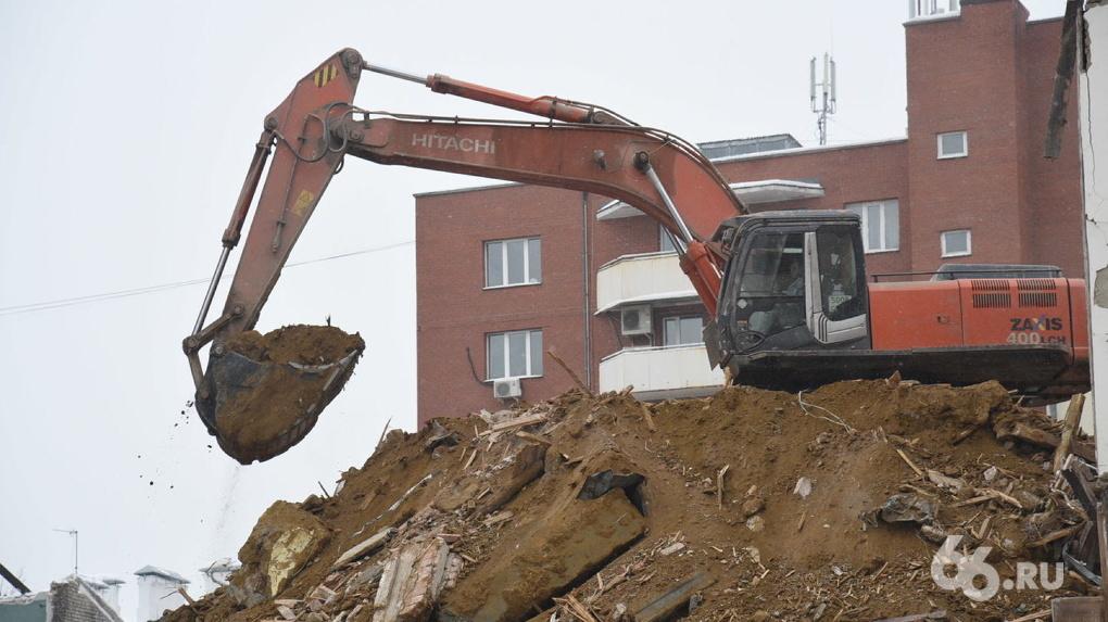 Здание ПРОМЭКТа отказались признать объектом культурного наследия
