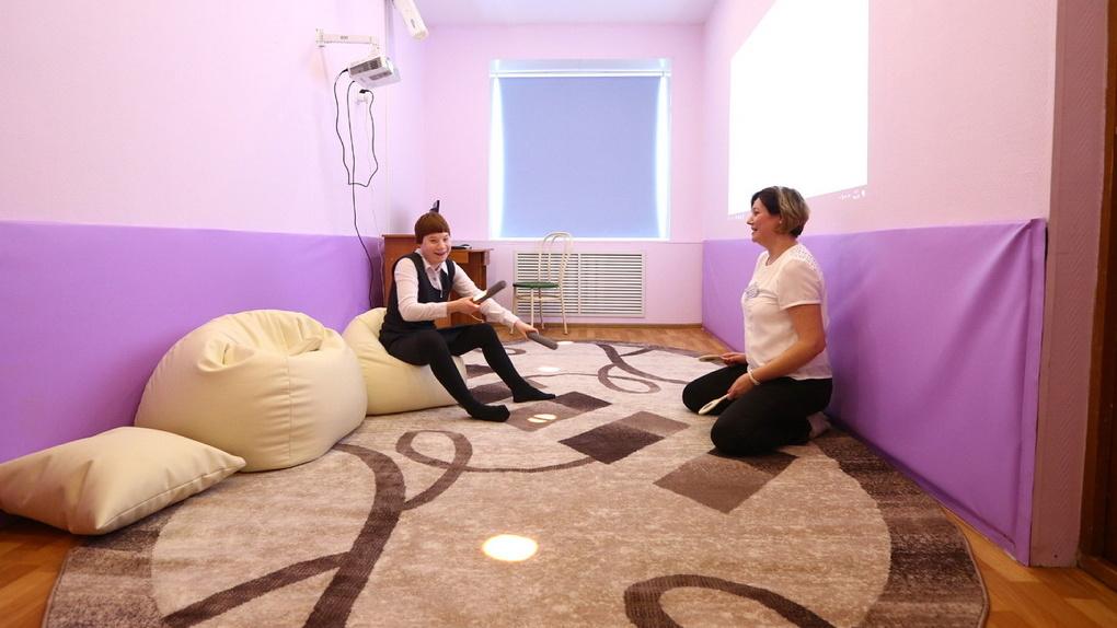 В доме-интернате на Ляпустина построят учебную квартиру для приемных родителей