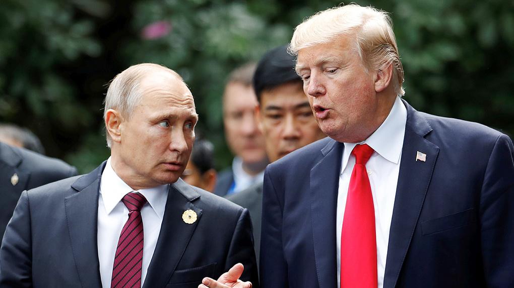 Дональд Трамп приказал Госдепу придумать новые антироссийские санкции