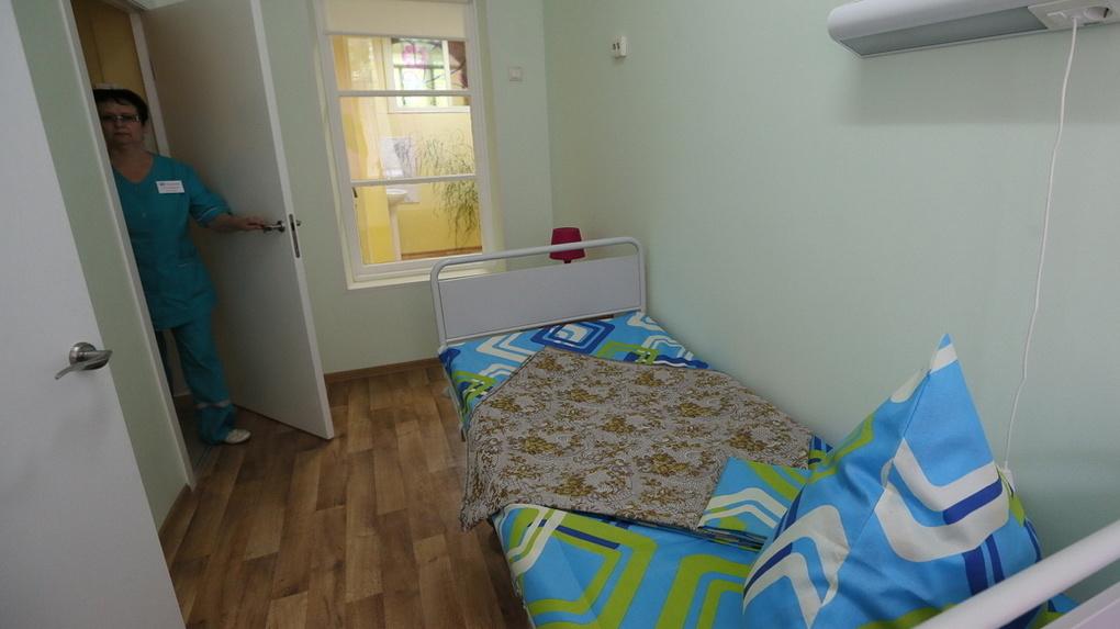 Из единственного в Екатеринбурге хосписа выселят пациентов, чтобы разместить там больных коронавирусом