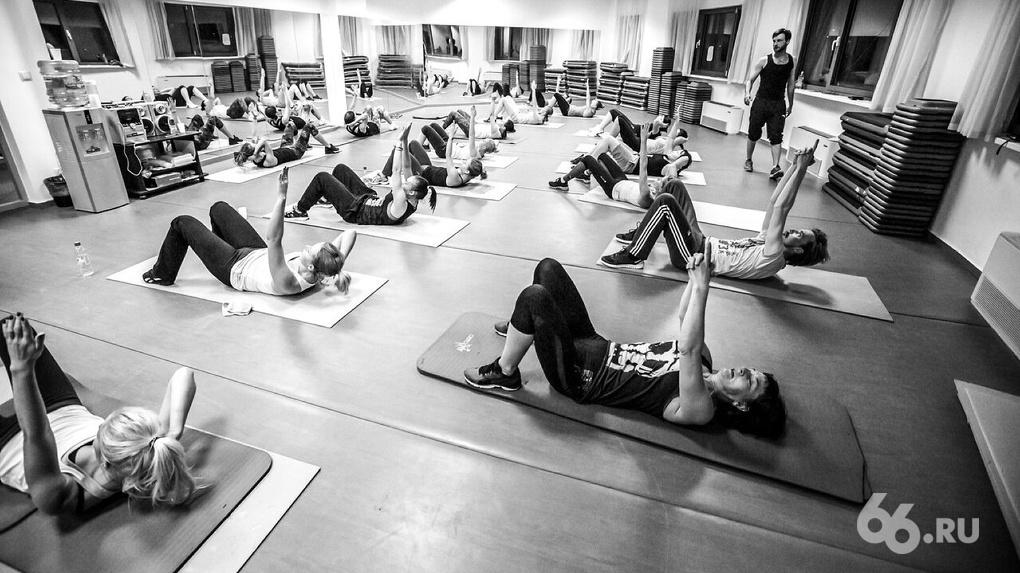 В Екатеринбурге посещаемость фитнес-центров упала на 74%. Две трети из них могут не пережить пандемию