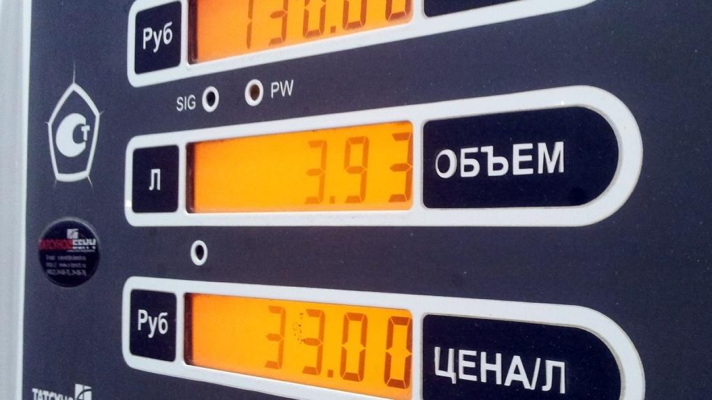 Цены на бензин в России подскочили до 43 рублей за литр