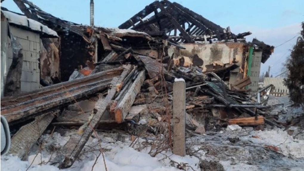 Фонд святой Екатерины поможет семье из Нижнего Тагила отстроить сгоревший дом