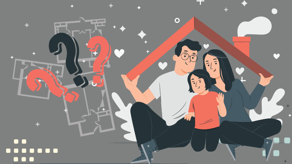 Как трансформировать квартиру, если в ней растет ребенок. Три примера