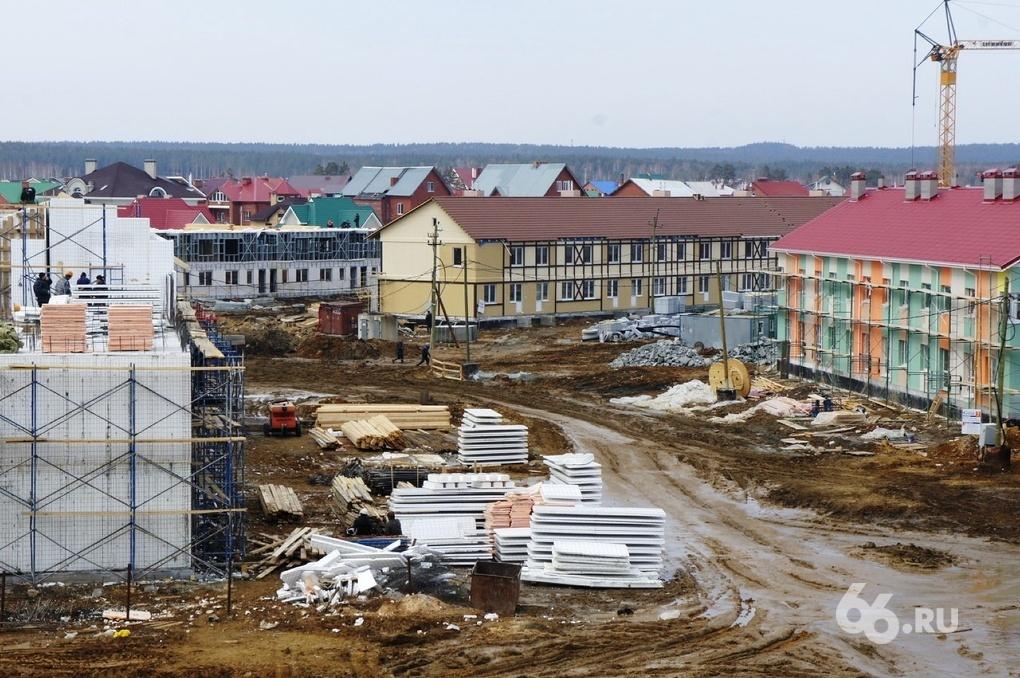 С небес на землю: вместо 30 коттеджей на Широкой Речке построят две сотни квартир
