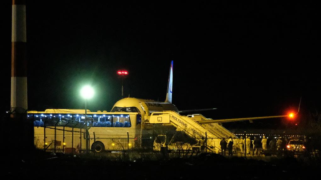 Эвакуированных из Арабских Эмиратов россиян привезли в тот же обсерватор, что и пассажиров из Индии