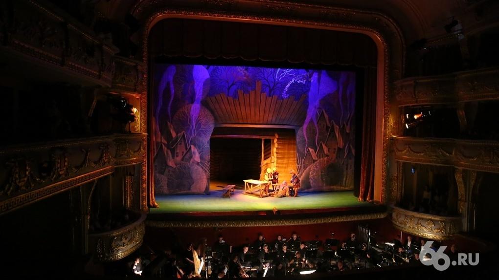Оперный театр открыл сбор пожертвований. Деньги нужны на постановки и пуанты для балерин