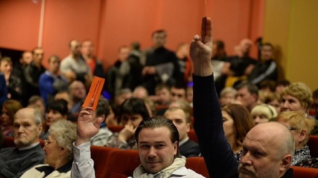Ваше мнение неинтересно. В голосовании по Генплану мэрия отклонила 514 замечаний из 567