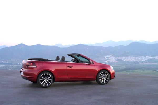 Volkswagen показал безбашенный Golf