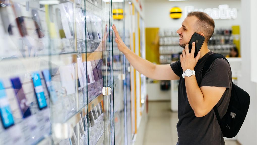 Билайн начал продавать SIM-карты и оборудование на маркет-плейсе goods.ru