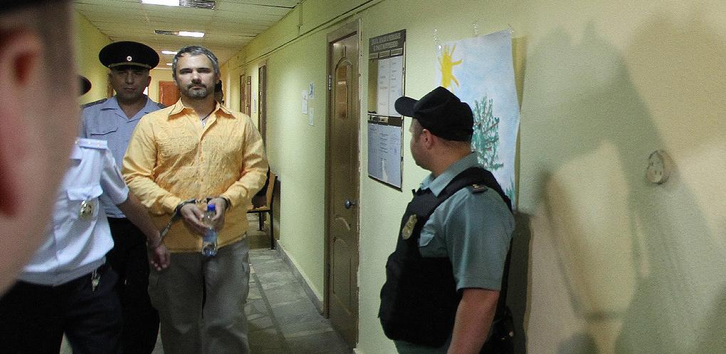 Суд приговорил Дмитрия Лошагина к десяти годам колонии строгого режима