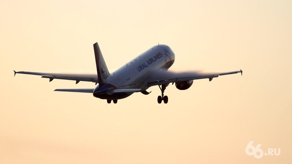 «Уральские авиалинии» открывают чартерные рейсы в Армению