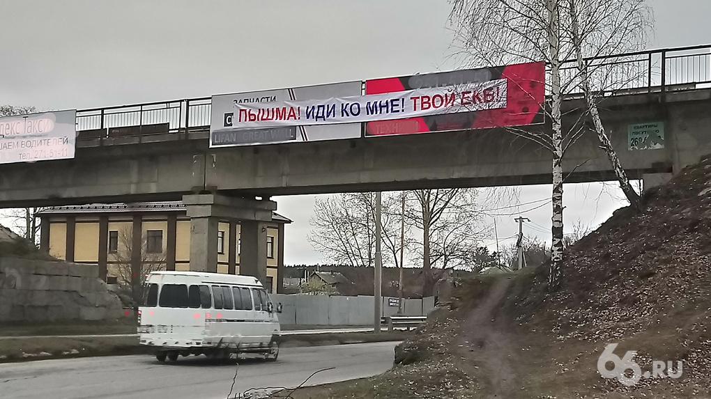 Екатеринбург попытаются объединить с Верхней Пышмой. Агиткампания уже началась