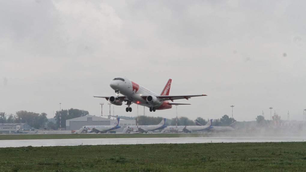 Кольцово стал хабом для SSJ-100. Что это значит для пассажиров и авиаотрасли