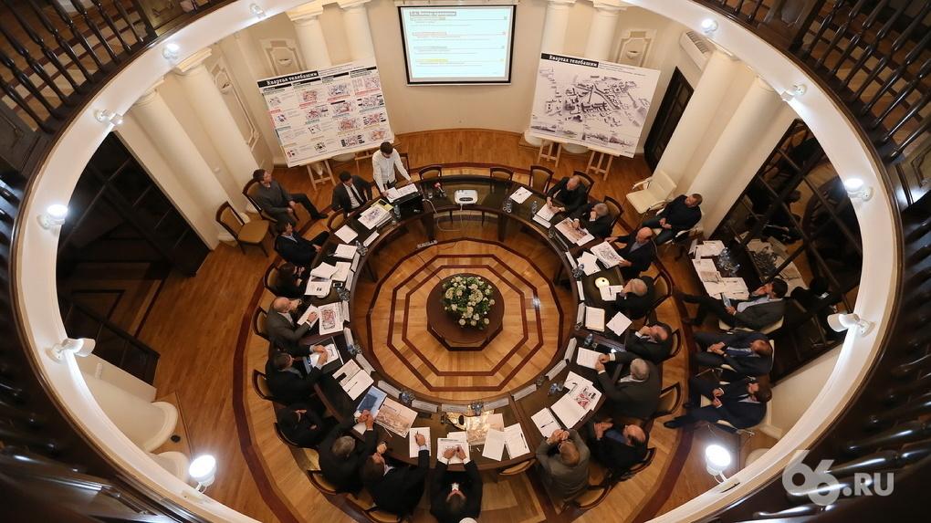 Александр Высокинский собирает новый совет для утверждения строительных проектов. Архитекторы против