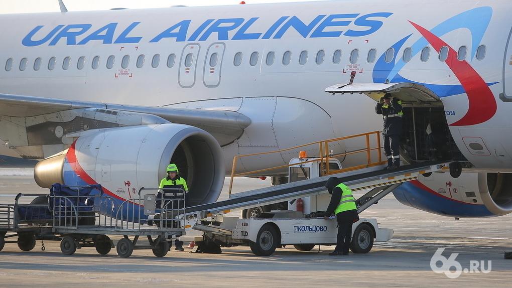 «Уральские авиалинии» отменили десятки рейсов. Пассажиры узнали об этом случайно
