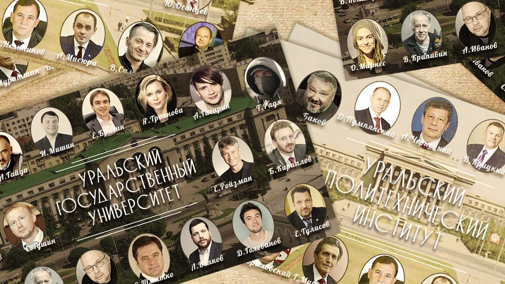 Гуманитарии против технарей. К 100-летию УрФУ закрываем вечный спор