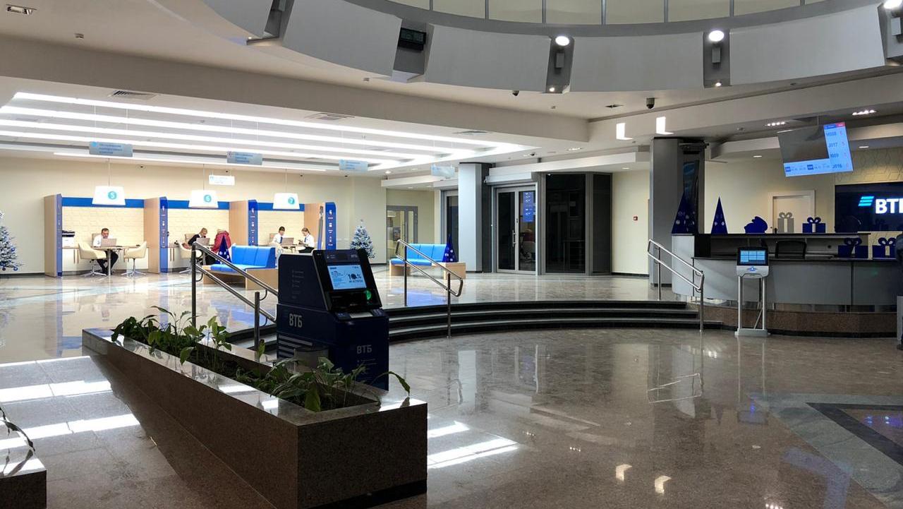 ВТБ обновил флагманский офис в Екатеринбурге
