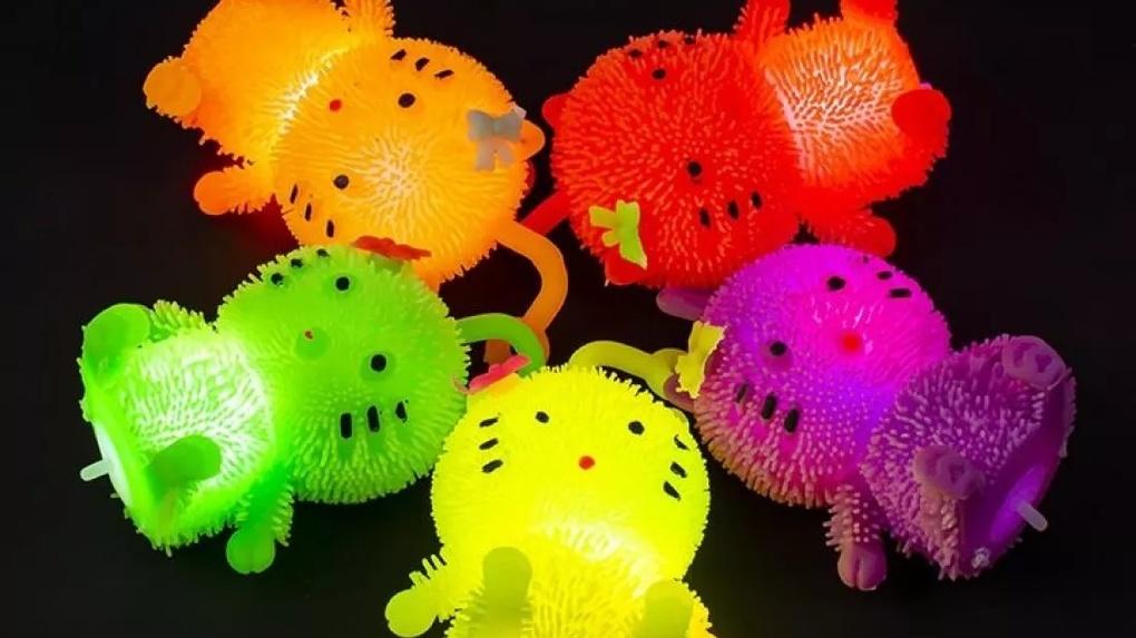 Особенности светящихся игрушек