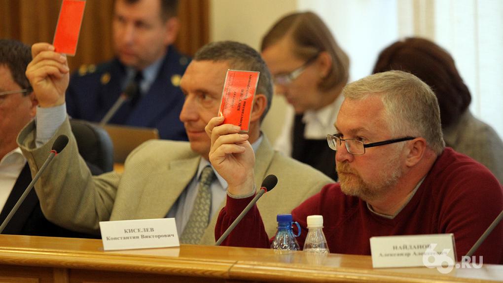 «Заготовок, увы, нет». Отставка Евгения Ройзмана сбила планы борцов за прямые выборы мэра