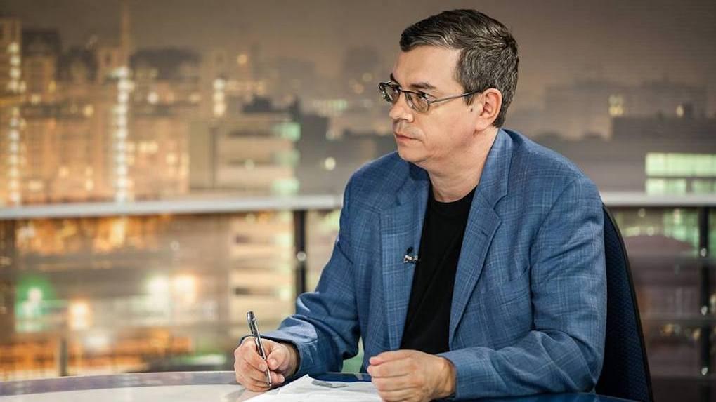 Телеведущий Евгений Енин поможет Владимиру Путину переизбраться на четвертый срок