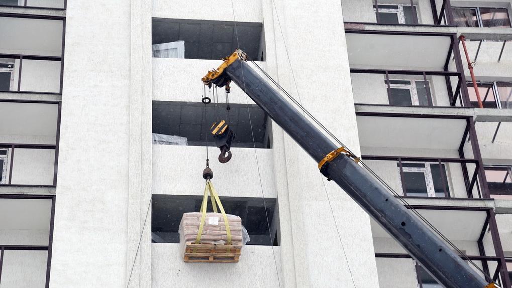 Администрация города и дума отложили десятки строек в Екатеринбурге