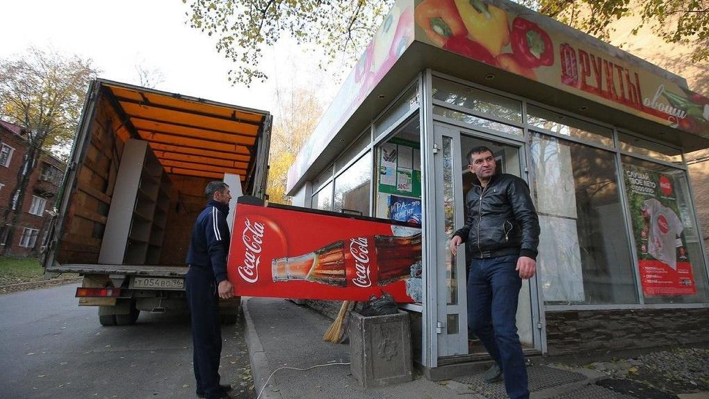 Горадминистрация узаконила нелегальные ларьки. Участники рынка собираются обратиться к силовикам