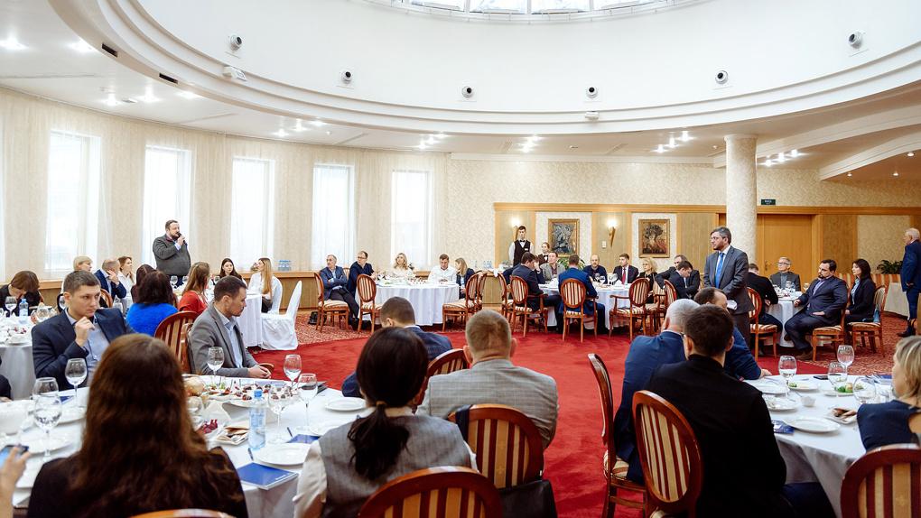 С бизнесом – лицом к лицу: УРАЛСИБ встретился с предпринимателями Екатеринбурга