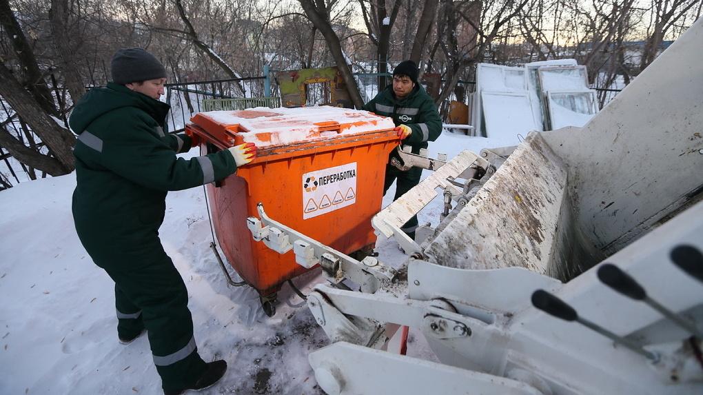 МинЖКХ опять пытается легализовать свалки в Екатеринбурге. В прошлый раз все закончилось протестами
