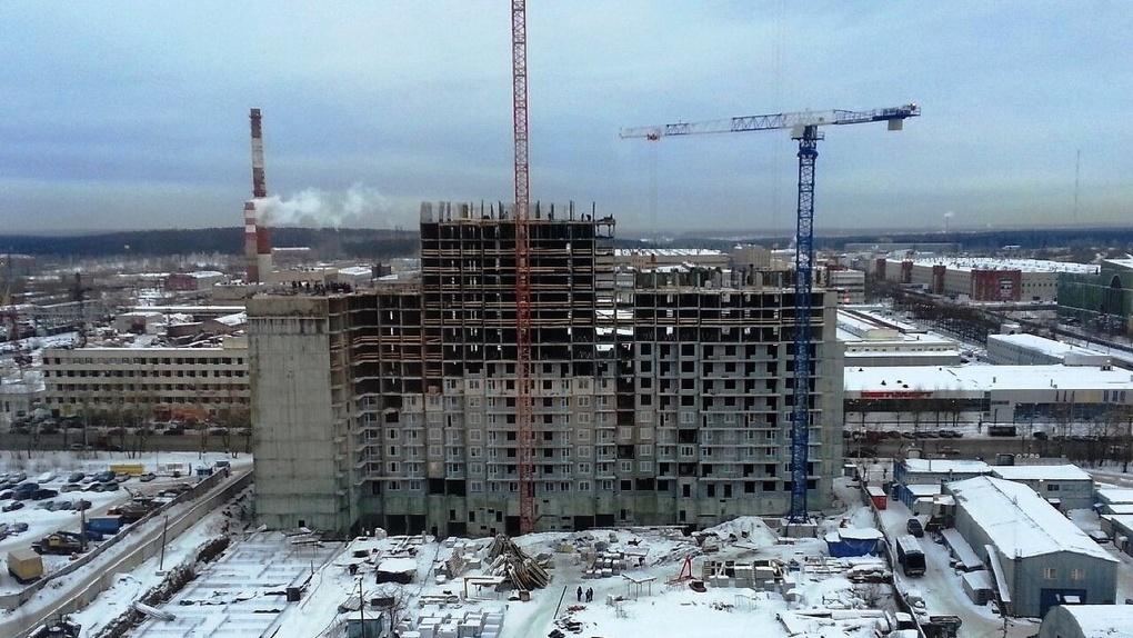 Запретная зона Минобороны заблокирует стройку 500 тыс. кв. метров жилья в городе. Прогноз от девелоперов