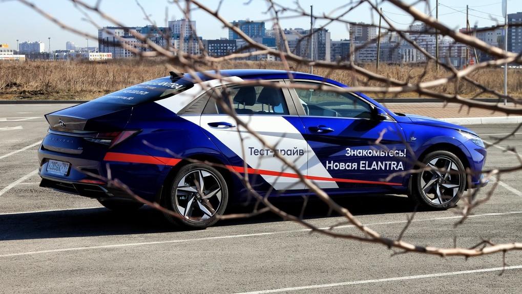 Убийца «Октавии» — или как всегда? Обзор новой Hyundai Elantra