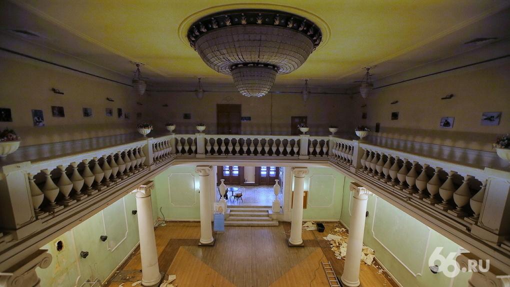 «Колизей» могут отдать под камерный оперный театр