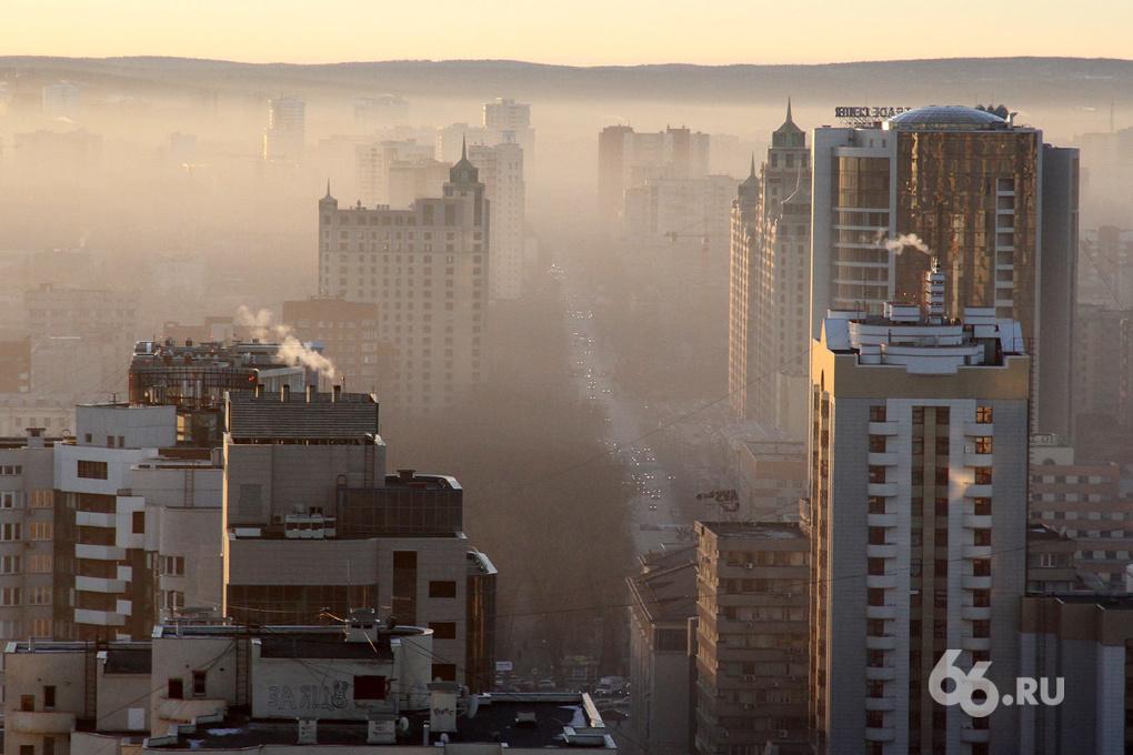 Пылесосы мэрии Екатеринбургу не помогут. Пыль надо перетерпеть