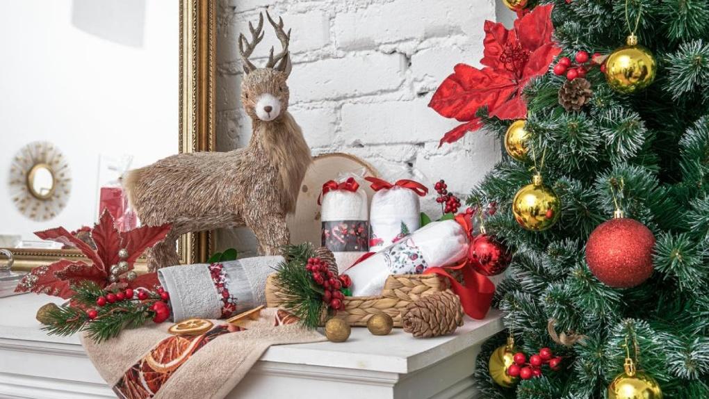 Мягко-мягко встретим Новый год: второй товар за 1 рубль на текстиль в интернет-магазине «Галамарт»