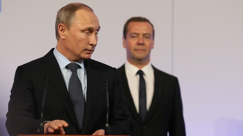 Избиратели отдали за Владимира Путина рекордное число голосов