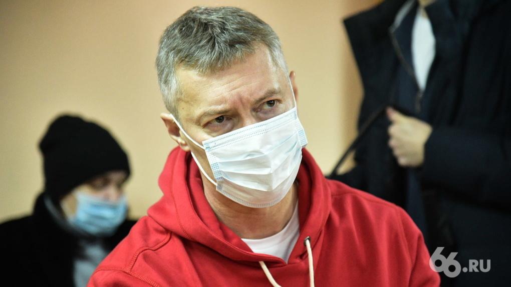 Областной суд сократил срок ареста Евгению Ройзману. Он выйдет на свободу уже сегодня
