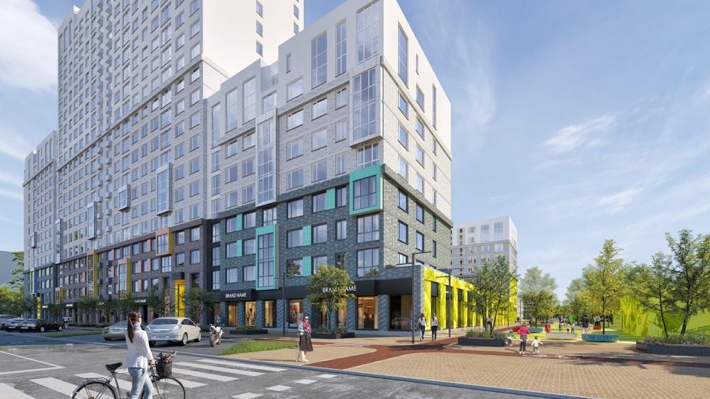 Там, где начинается город: на Уралмаше построят народные кварталы с двухэтажными квартирами