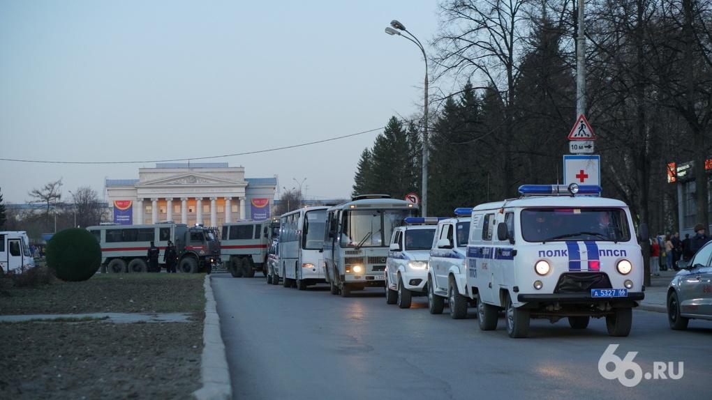 Татьяна Мерзлякова попросила МВД, СК и прокуратуру проверить действия силовиков на марше за Навального