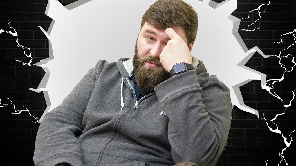 Большой и добрый Степан посреди ужаса и отчаяния. Интервью с директором «Фонда Ройзмана»