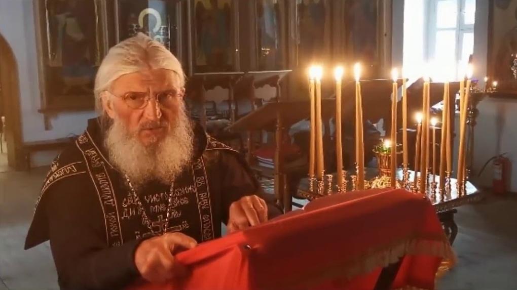 Экс-глава свердловского ГУФСИН Иван Жарков обвинил митрополита Кирилла во лжи о прошлом схиигумена Сергия
